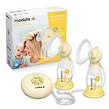 Medela Swing Maxi Flex elektrische Doppel-Milchpumpe – Mehr Milch in kürzerer...